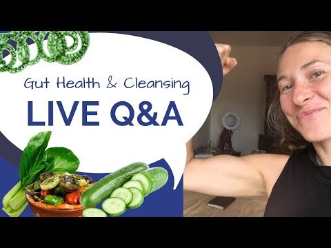 🔴 Your Questions about Gut Healing & Cleansing Your Body from Toxins Answered! - LIVE Q&A