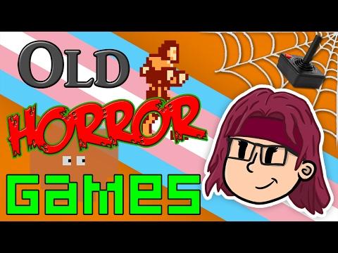 Old School Horror Games - MayRay.