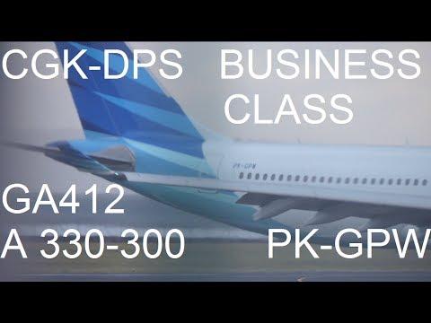 WiFi di pesawat! #23 Flight Report Garuda Indonesia