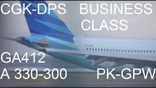 Gambar cover WiFi di pesawat! #23 Flight Report Garuda Indonesia