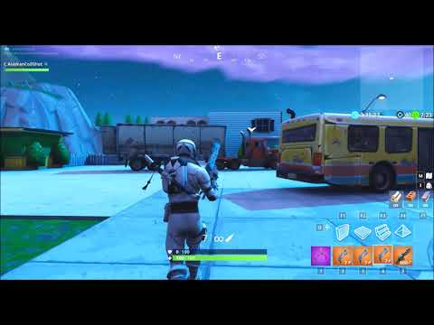 Fortnite Nuketown | Team Deathmatch