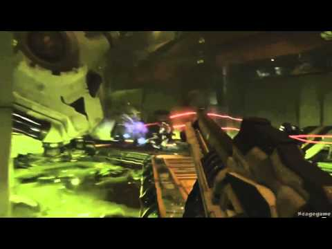 DOOM 4 - Multiplayer Gameplay Trailer - E3 2015 [ HD ]