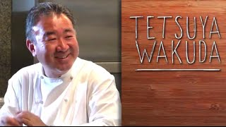Tetsuya Wakuda introduces talented young chefs from Kyoto 'Japan' a...