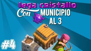 MUNI 3 IN LEGA CRISTALLO? Si può fare #4 - Clash of Clans ITA