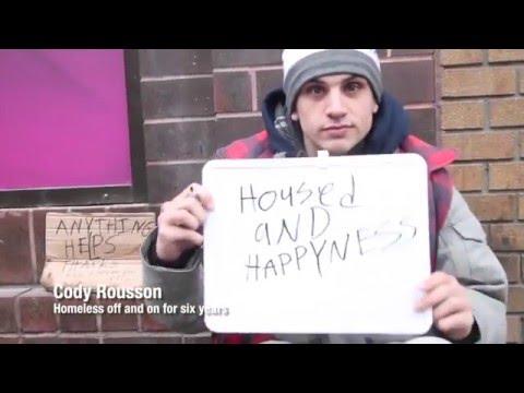 What do Ottawa's homeless want for Christmas?