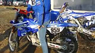 Yamaha 125 yz 2 -  stroke
