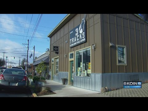 Attempted burglary at North Portland music store