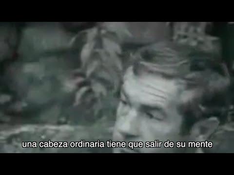 Dr. Timothy Leary, tienes que salir de tu mente: Expande tu Conciencia