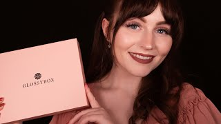 [ASMR] Happy New Year! - Glossybox Unboxing January 2020
