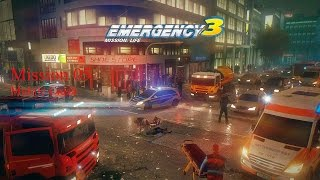 Let's Play Emergency 3 Mission 5 - Multiple Crash