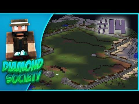 Diamond Society #14 Starting The Zoo!