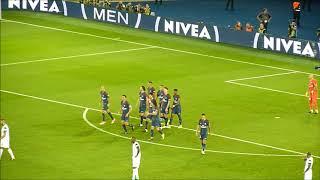 PSG vs St-Etienne : l'ambiance au Parc [25/08/17]