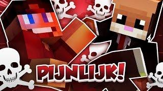 EEN PIJNLIJKE ERVARING! - Minecraft Survival #183