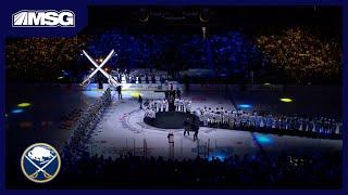 Sabres Celebrate 50th Anniversary at Home Opener | Buffalo Sabres