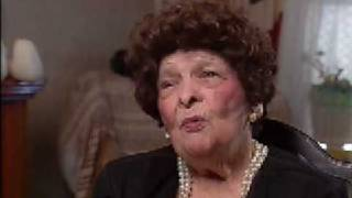 Holocaust Rescuer and Aid Provider Renee Scott Testimony