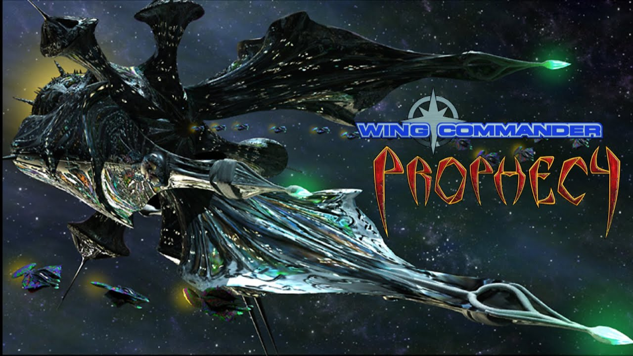 Wing Commander Prophecy The Movie Part 2 2 Youtube