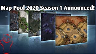 New Map Pool for 2020 Announced! - First Impressions