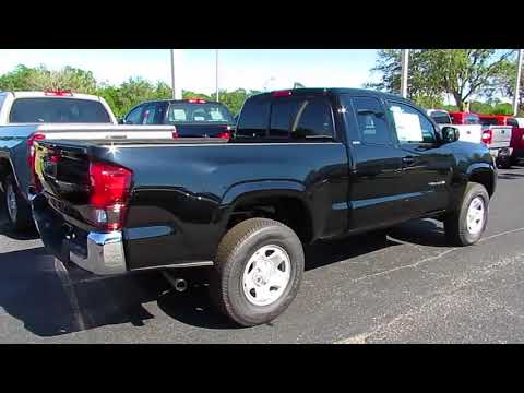 2018 Toyota Tacoma Live Video! Tampa, Wesley Chapel, Brandon, New Port Richey, FL Live  183084