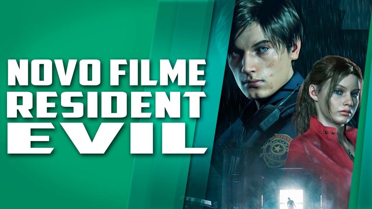 NOVO filme do Resident Evil  e Phil Spencer NÃO ACHA que 8K vai ser PADRÃO