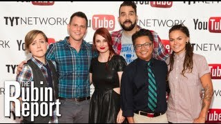 Hannah Hart, Bree Essrig & More Talk Gay Marriage, Coming Out | Rubin Report LIVE
