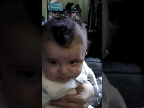 BABY FALLS ASLEEP