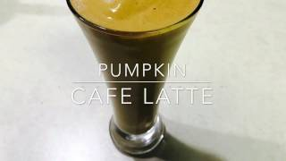 Pumpkin Cafe Latte Shakeology Recipe