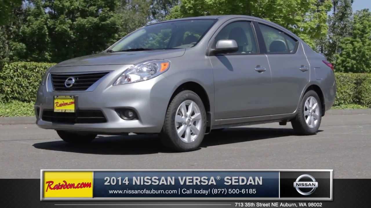 2014 Nissan Versa Sedan Walkaround   Rairdon Nissan - Nissan Dealer