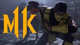 Mortal Kombat 11 | Трейлер с правильной музыкой