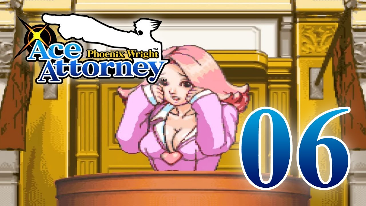 Phoenix Wright: Ace Attorney ⭐ Wer steckt hinter April May