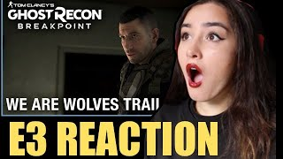 "Ghost Recon: Breakpoint ""We Are Wolves"" REACTION"