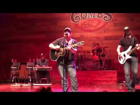 Luke Combs Hurricane Live Columbus, Ohio 11/10/2017
