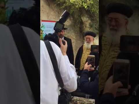 Rabbi Lau blessing new tree buds