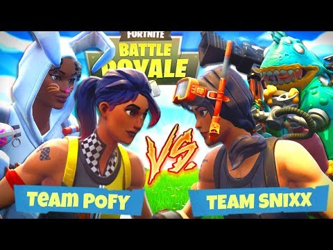 MEXIFY & POZYH vs FIXX & SNOXH! | (Killduell)