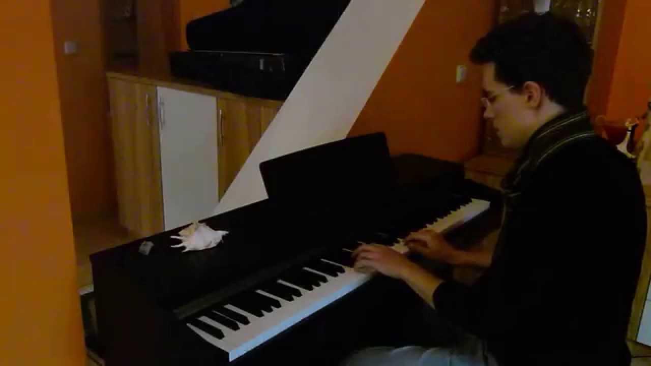 Comptine d'un autre été (Yann Tiersen) - Piano