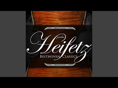 Sonata for Piano and Violin No. 10 in G, Op. 96: IV. Poco Allegretto