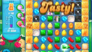 Candy Crush Saga SODA Level 868 CE