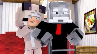 1 TAG LEBEN als OPA und OMA?! - Minecraft [Deutsch/HD]