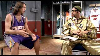 "Spike Lee - TNT - Ali G & Steve Nash ""MP3"""