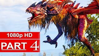 The Witcher 3 Gameplay Walkthrough Part 4 [1080p HD] Witcher 3 Wild Hunt - No Commentary
