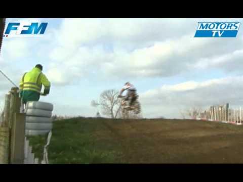 Chpt France Elite MX Romagné - Trophée KTM
