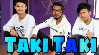 DJ Snake - Taki Taki ft. Selena Gomez, Cardi B, Ozuna - Dance Choreography By Subham Shukla | ADA