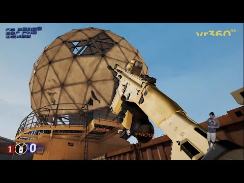 Contractors VR Update - new Mods, Maps and Oculus Quest cross play  + a visit to Berlin Teufelsber