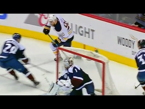 Varlamov stops O'Reilly's nifty pass