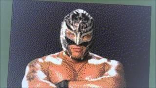 WWE Minecraft - Rey Mysterio