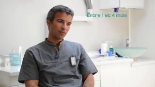 Combien de temps dure la cicatrisation après la pose d'un implant ?