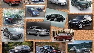 Топ 10 самых продаваемых машин в мире
