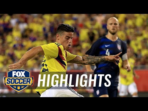 90 in 90: United States vs. Colombia | 2018 International Friendly Highlights