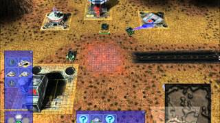Lets Play Warzone 2100 Mission 1 (Part 1) -It Begins-