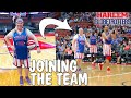 Mom Joins Professional Basketball Team -  Playing On The Globetrotters!!