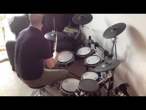 The Clash - Career Opportunities (Roland TD-12 Drum Cover)